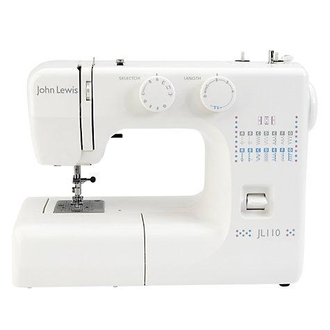 John Lewis sewing machine