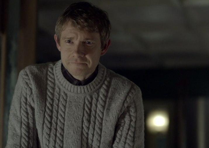 John's jumper