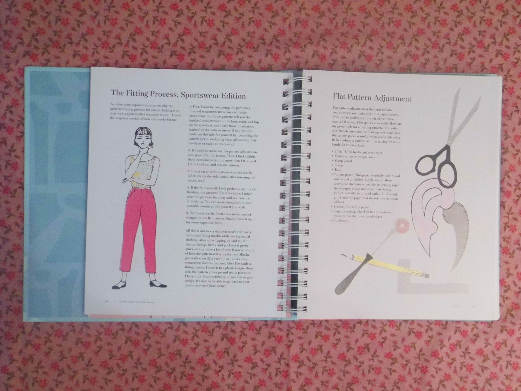 gertie sews vintage casual a modern guide to sportswear styles of the 1940s and 1950s gerties sewing