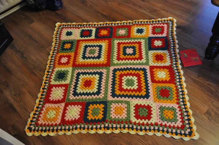 Farn Cath Kidston Blanket 2