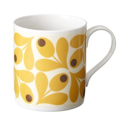 Orla Kiely Acorn Cup yellow