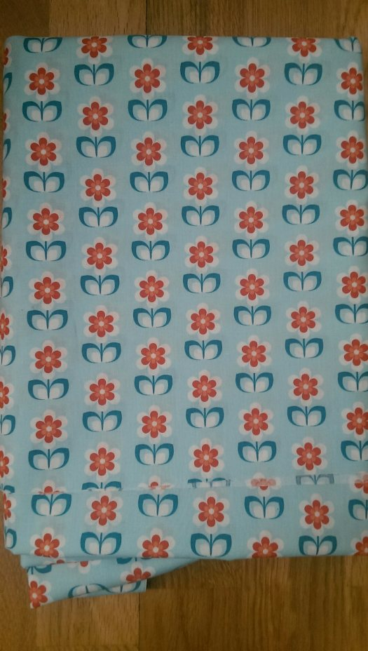 Spring for Cotton fabric