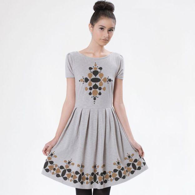 Neuhart Dress - Cream