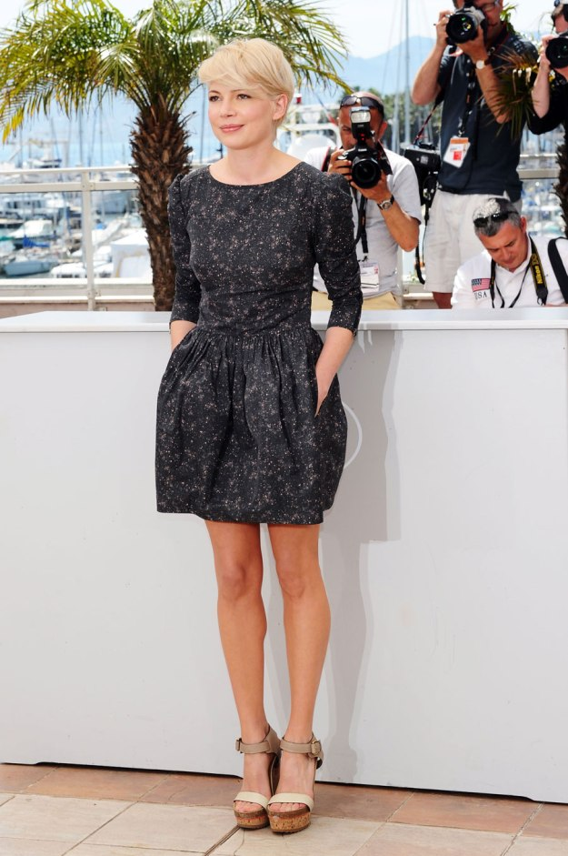 Cannes Long Sleeves Short Dress with Pocket