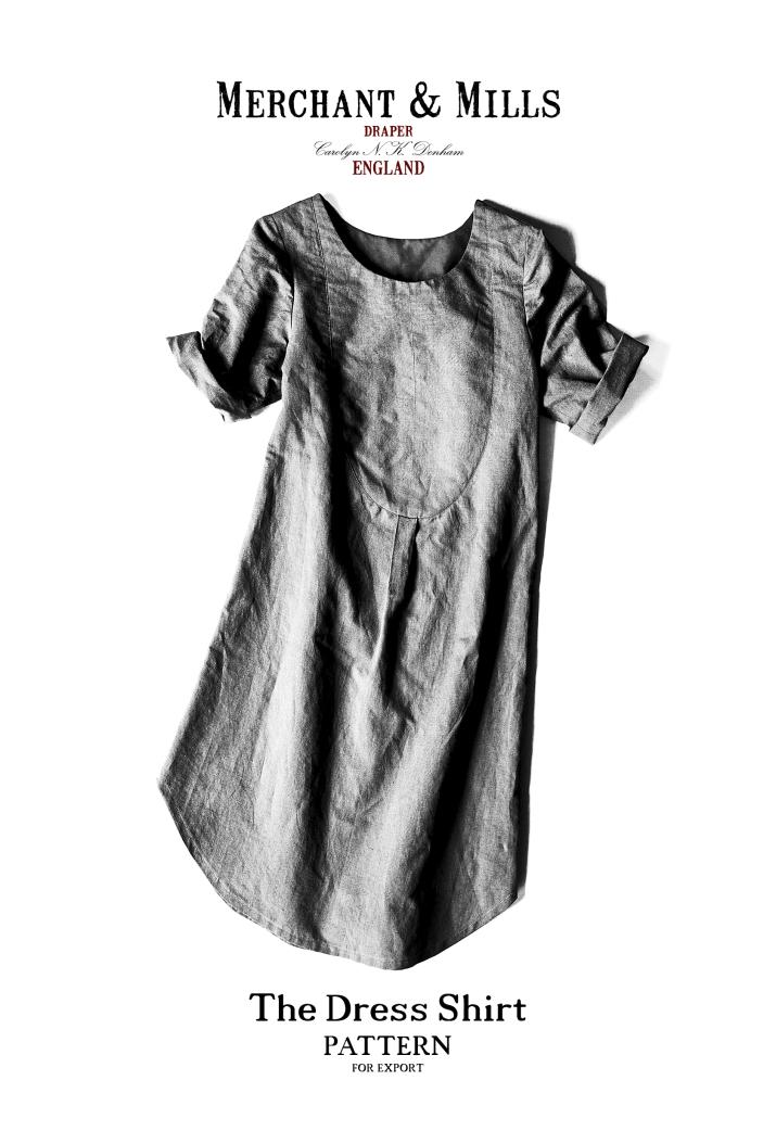 Dress Shirt pattern