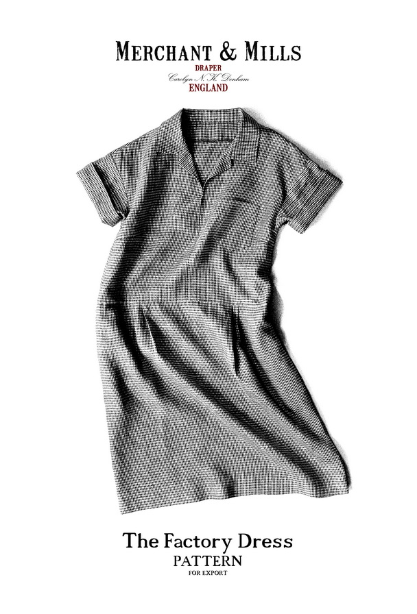 Factory Dress pattern