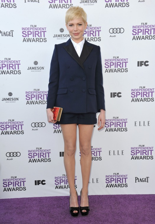 Navy Shorts Suit