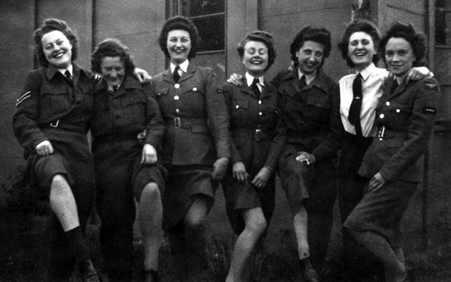 Army uniform group