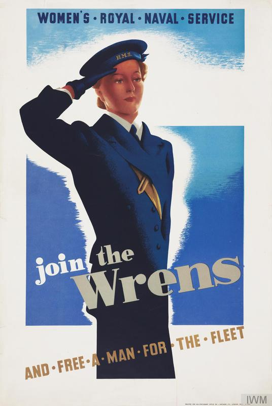 Join the Wrens Poster