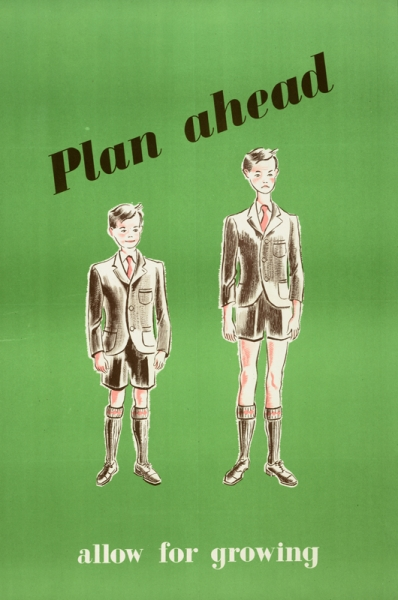 Plan Ahead Poster