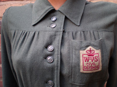 WVS Uniform detail