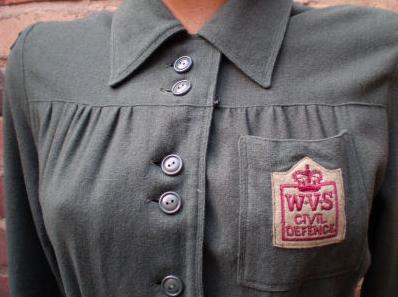 WVS Uniform detail