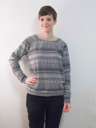 Aztec Linden sweatshirt