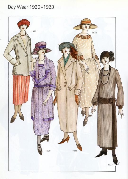 1920 day wear 2
