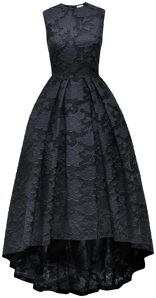 Style Inspiration: Navy Lace Dress