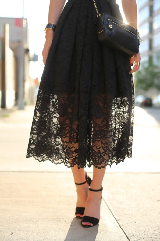 Lace Skirt 3
