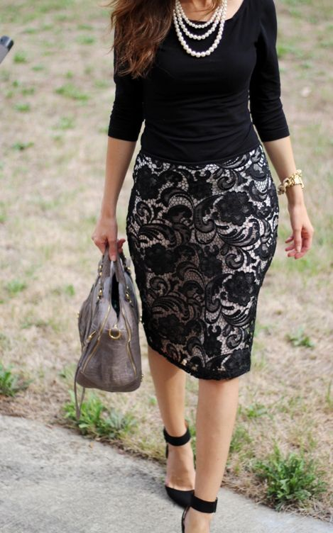 Lace Skirt 4