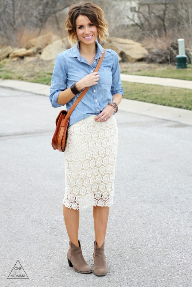 Lace Skirt 5