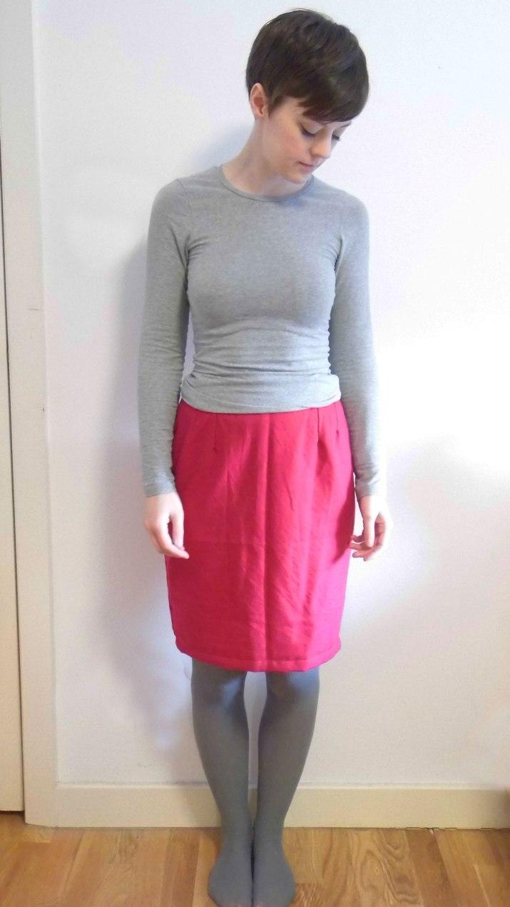 Pink-Pencil-Skirt-1