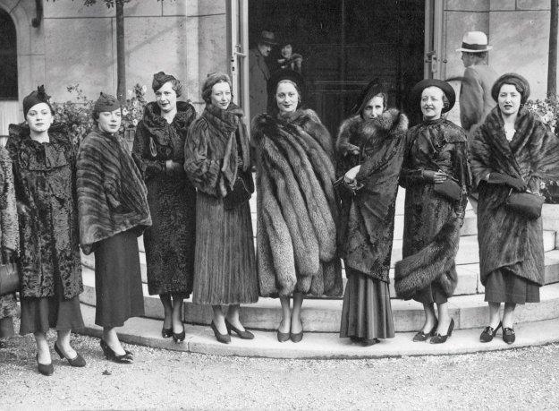 1930s Furs