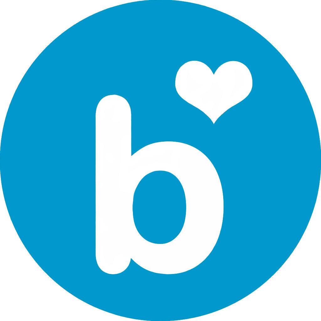 Bloglovin-round-heart-turquoise