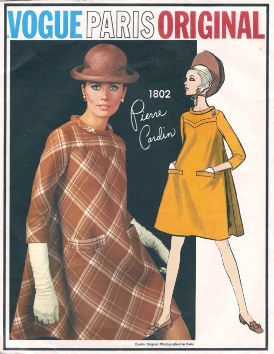 Vogue Paris Originals Pierre Cardin 1802