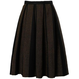 Wool Circle Skirt