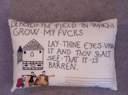 Internet Meme cushion